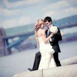 Фото и видеосъёмка свадьбы на набережной