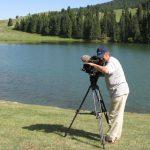 Видеосъёмка на природе