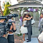 Видеооператор на венчании