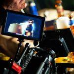 Съемка рекламного видео