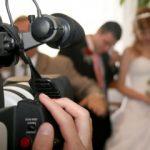 Видеооператор на свадьбе