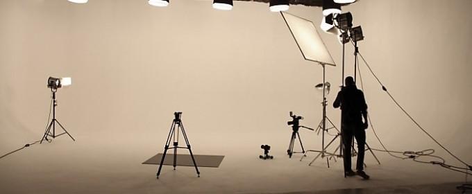 Видеосъёмка и фотосъёмка на студии