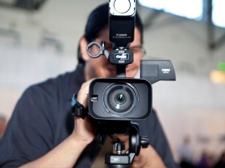 Как сделать быструю съемку видео