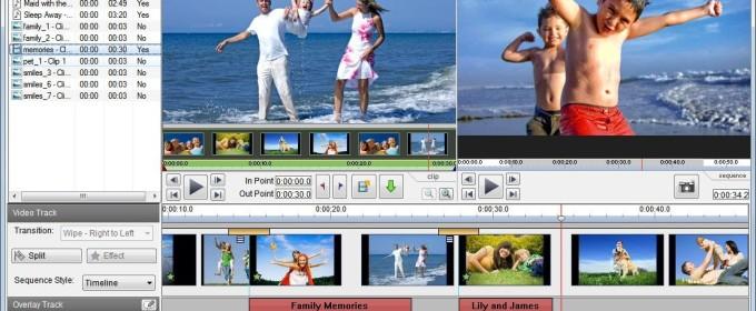 Видеосъемка и видеомонтаж