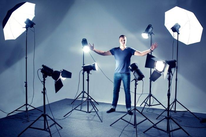 Осветители для видеосъемки своими руками - NikeCRM