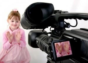 Детская видеосъемка