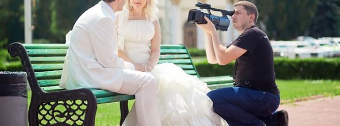 Стоимость видеооператора на свадьбу