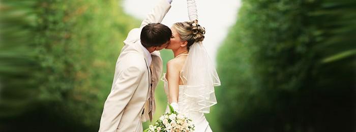 Места для съемки свадьбы