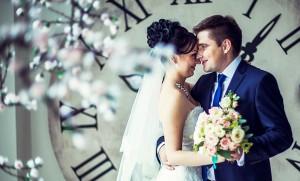 Съемка в день свадьбы