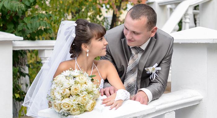 Профессиональная съемка свадеб