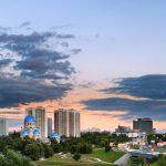 Видеосъемка у метро Алма-Атинская