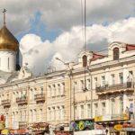 Видеосъемка у метро Белорусская