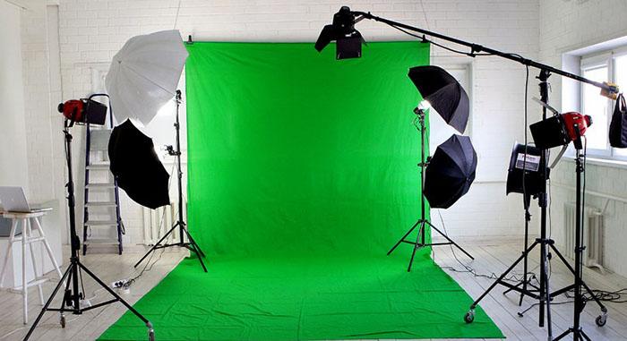 Как сделать фон для съёмки 352