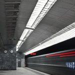 Видеосъемка у метро Чкаловская