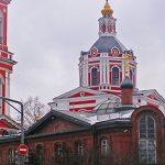 Видеосъемка у метро Серпуховская