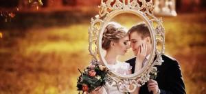 Красивая съемка на свадьбе