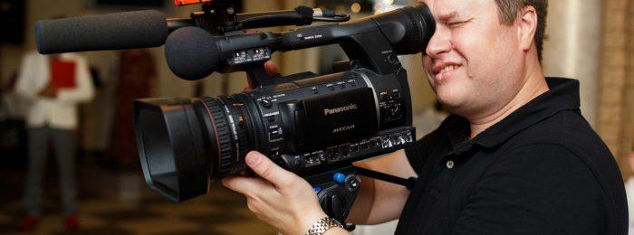 Видеооператор на мероприятие