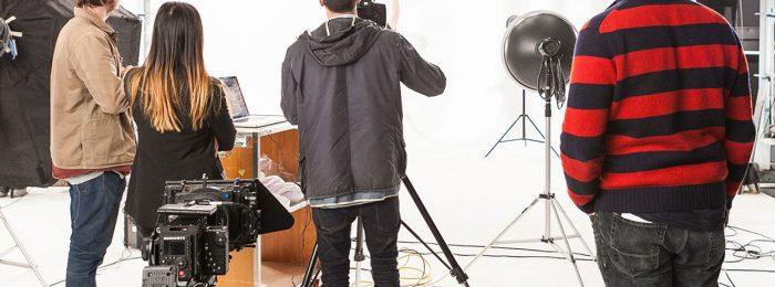 Съемка обучающего видео