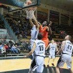 Снять баскетбольный матч