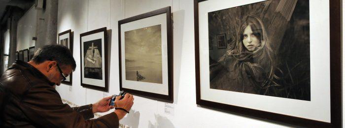 Фотосъемка выставки