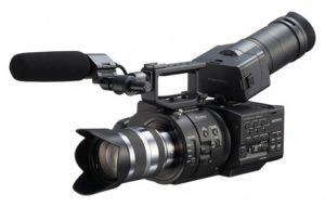 Видеокамера Sony NEX-FS700