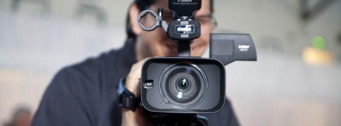 Услуги видеостудии
