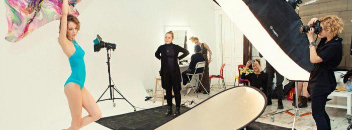 Съёмка Fashion фото и видео