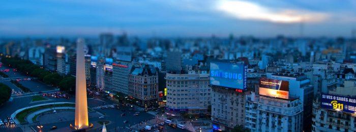 Фото и видеооператор в Аргентину