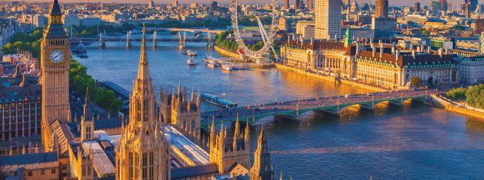 Фото и видеооператор в Великобританию