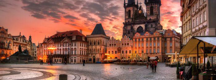 Фото и видеооператор в Чехию