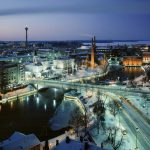 Фото и видеооператор в Финляндию
