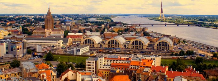 Фото и видеооператор в Латвию