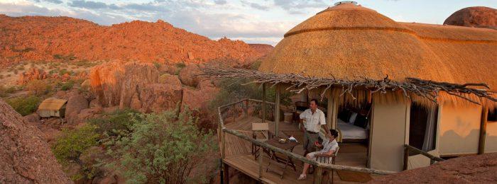 Фото и видеооператор в Намибию