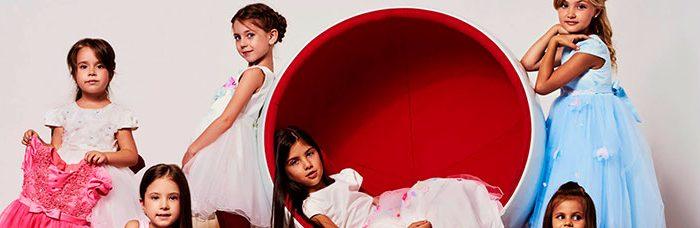 Съемка детей для каталога одежды