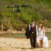 Картинка к записи Съемка свадьбы с воздуха