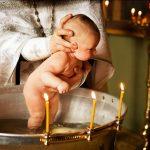 Фото и видеосъмка крещения