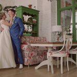 Постановочная съёмка свадьбы