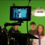 Фото и видеосъемка на зелёном фоне