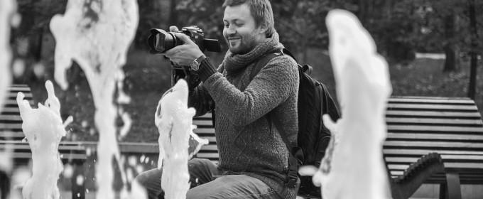Фотосъёмка и видеосъёмка на природе
