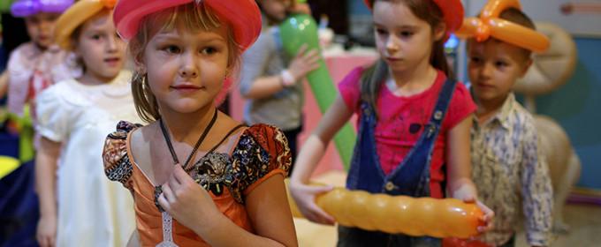 Фото и видеосъёмка детских праздников