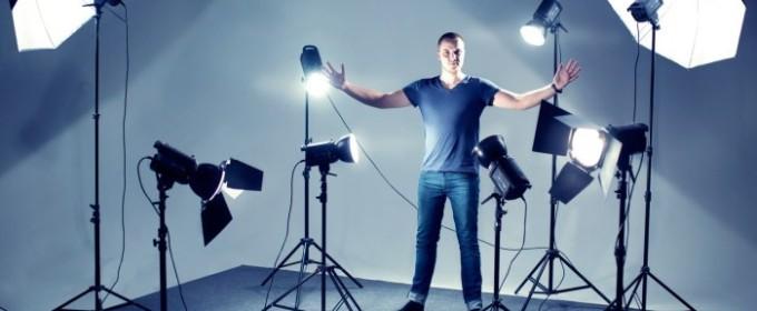 Свет для съемки видео