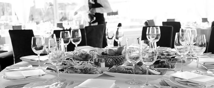 Фото и видеосъёмка в ресторане