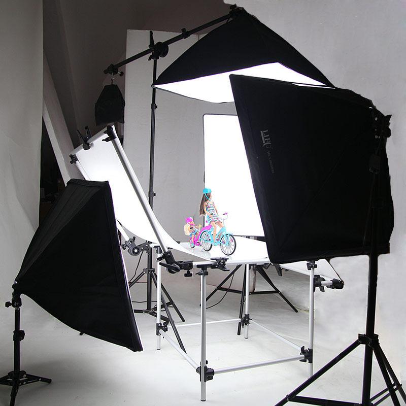 какое оборудование нужно для домашней фотостудии знаете