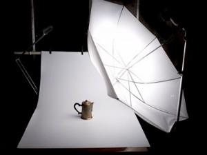 Чайник и свет