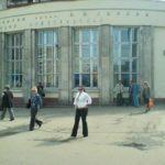 Видеосъемка у метро Алексеевская