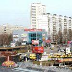 Видеосъемка у метро Пражская