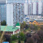Видеосъемка у метро Шипиловская
