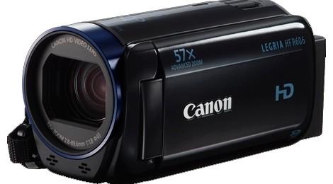 Бюджетная видеокамера