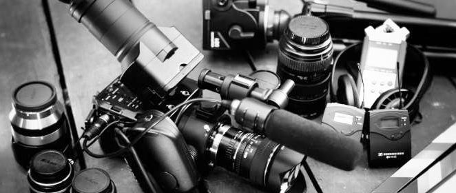 Профессиональная фото- и видеосъемка в Москве