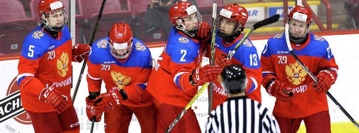 Снять хоккейный матч